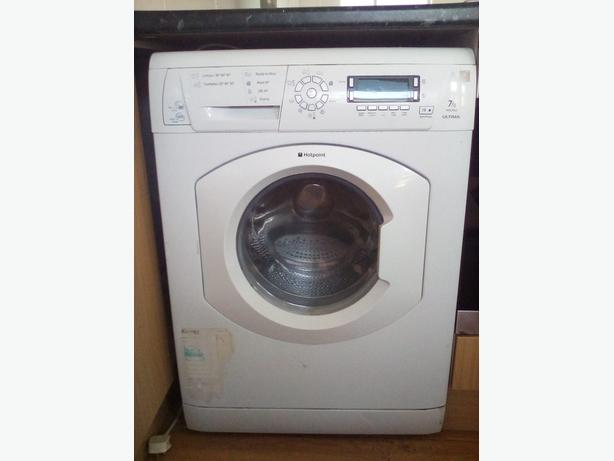 Hotpoint Wash & Dry Super Shh Washing Machine