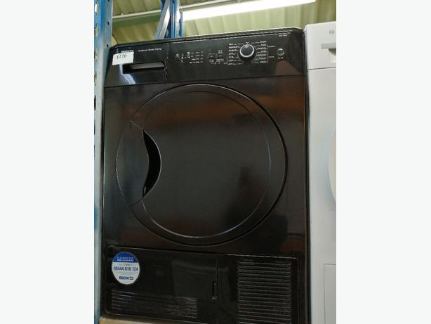 Beko condenser dryer 7kg with warranty at Recyk