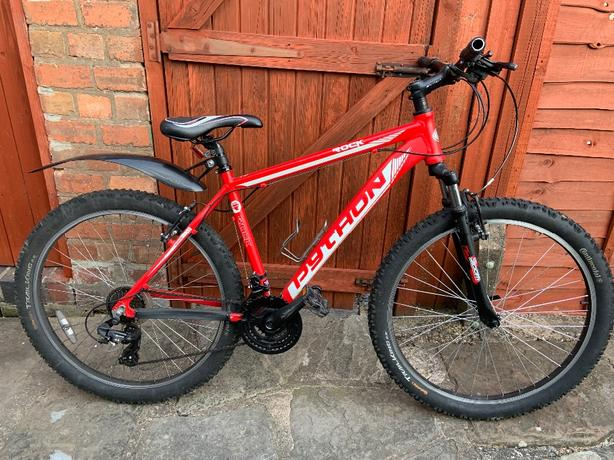 python mountain bike 26""