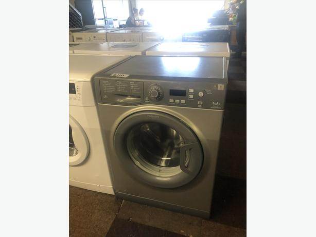 PLANET 🌍 APPLIANCE- HOTPOINT 7KG WASHER/WASHING MACHINE WITH GUARANTEE 🇬🇧🇬🇧