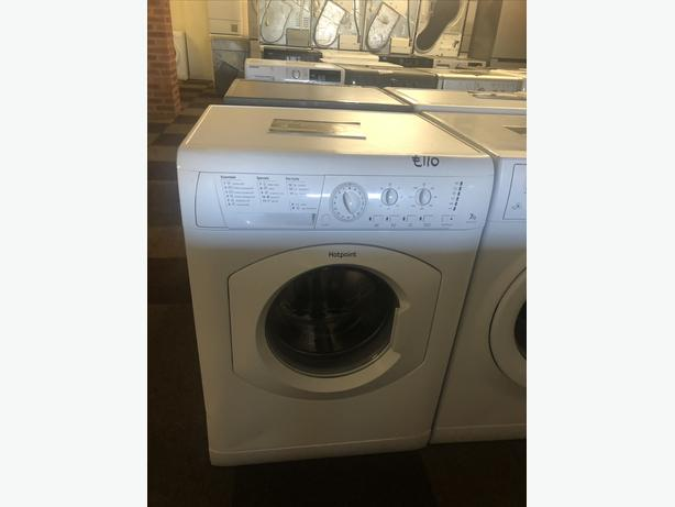 PLANET 🌍 APPLIANCE- 7KG WASHER/WASHING MACHINE BY HOTPOINT WITH GUARANTEE 🇬🇧🇬🇧