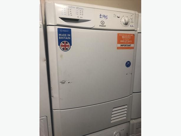PLANET 🌍 APPLIANCE- 8KG LOAD CONDENSER DRYER WITH GUARANTEE 🇬🇧