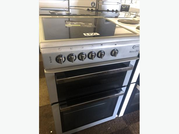 PLANET 🌍 APPLIANCE- FLAVEL 60CM WIDE ELECTRIC COOKER WITH GUARANTEE 🇬🇧