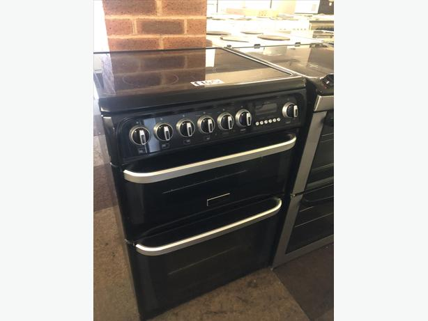 PLANET 🌎 APPLIANCE- HOTPOINT ULTIMA 60CM WIDE ELECTRIC COOKER🇬🇧🇬🇧🇬🇧