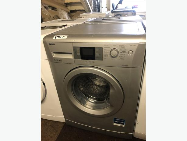 PLANET 🌍 APPLIANCE- WASHER 7KG BEKO WITH GUARANTEE 🇬🇧