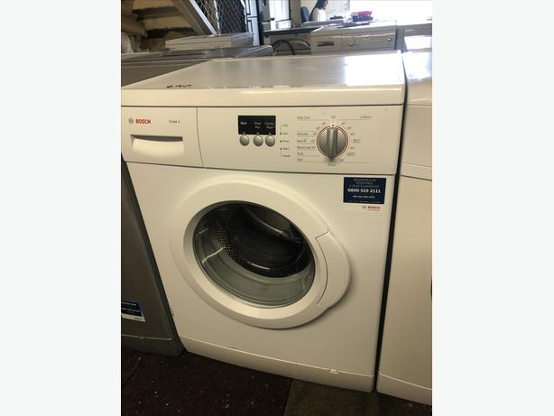 PLANET 🌍 APPLIANCE- 6KG LOAD BOSCH WASHER / WASHING MACHINE WITH GUARANTEE 🇬🇧