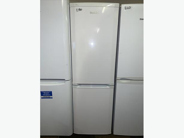 PLANET APPLIANCE - BEKO FRIDGE FREEZER WITH WARRANTY