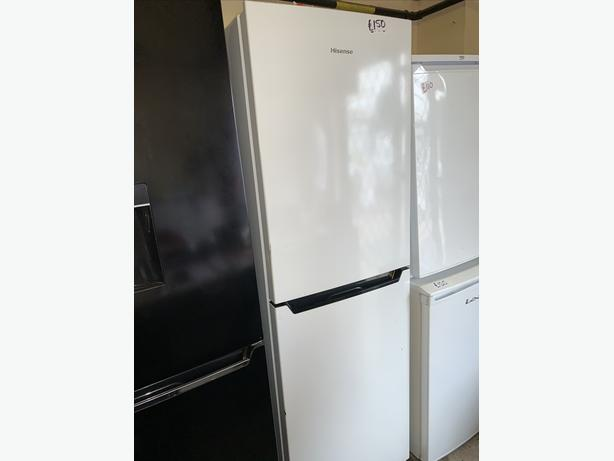 PLANET APPLIANCE - HISENSE FRIDGE FREEZER WARRANTY INCLUDE