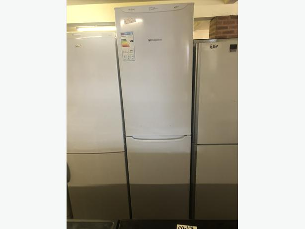 PLANET 🌍 APPLIANCE- HOTPOINT FRIDGE FREEZER IN WHITE WITH GUARANTEE 🇬🇧🇬🇧🇬🇧