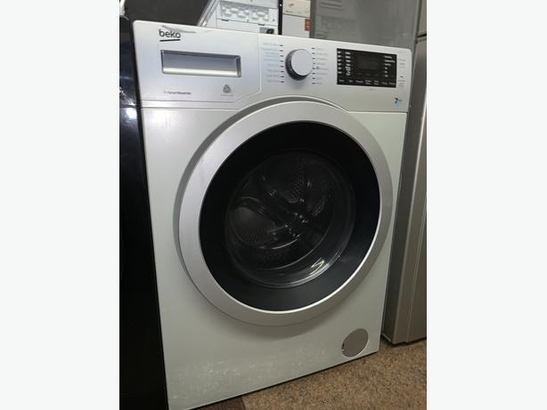PLANET APPLIANCE - 7+5KG SILVER BEKO WASHER WASHING MACHINE AND DRYER