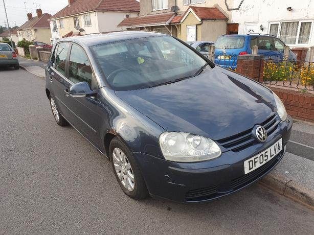 VW GOLF 1.9TDI 5 DOOR