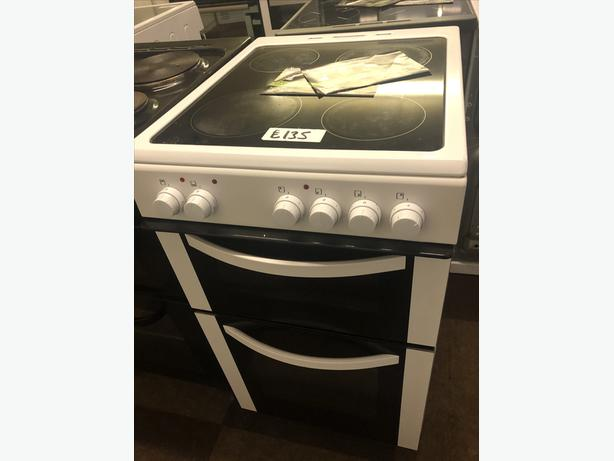PLANET 🌍 APPLIANCE- 50CM WIDE ELECTRIC COOKER WITH GUARANTEE 🇬🇧🇬🇧