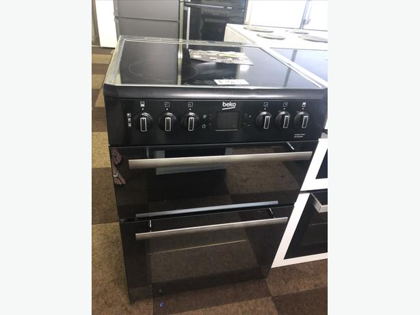 PLANET 🌍 APPLIANCE-?BEKO 60CM WIDE ELECTRIC COOKER WITH GUARANTEE 🇬🇧