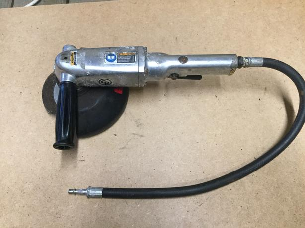 "CHICAGO PNEUMATIC 4"" GRINDER"