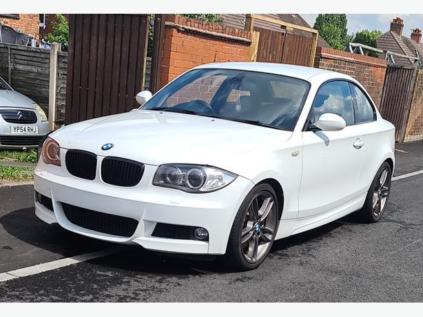 bmw 123d msport coupe