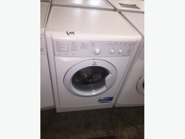 🇬🇧🇬🇧 INDESIT 6KG WASHING MACHINE/ WASHER R @ PLANET 🌍 APPLIANCE 🇬🇧🇬🇧