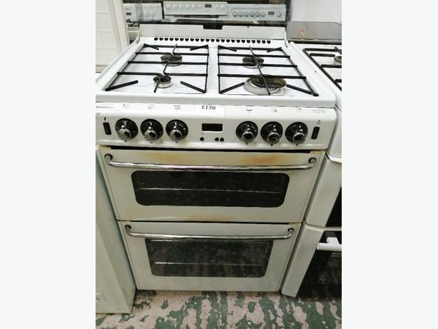 Stoves 60 cm gas cooker with warranty at Recyk Appliances
