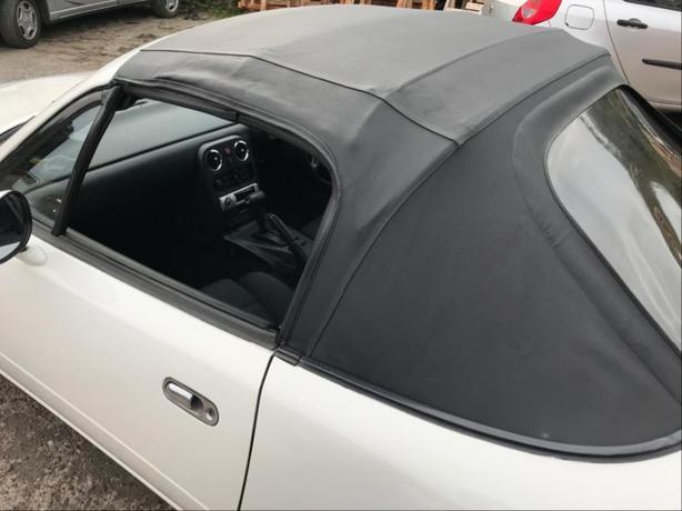 Mazda Mx5 Soft Top