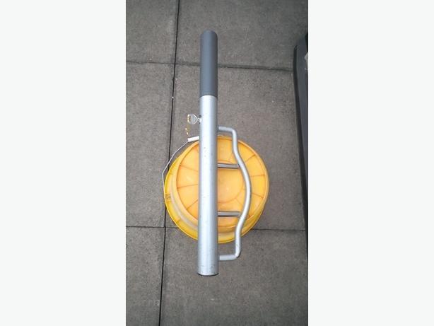 Steering wheel security lock