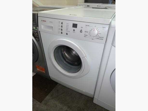 6KG WHITE BOSCH WASHER WASHING MACHINE