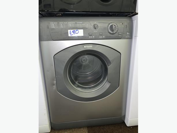 6KG HOTPOINT VENTED DRYER