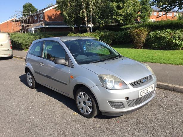 2006 FORD FIESTA 12.5 STYLE 73k