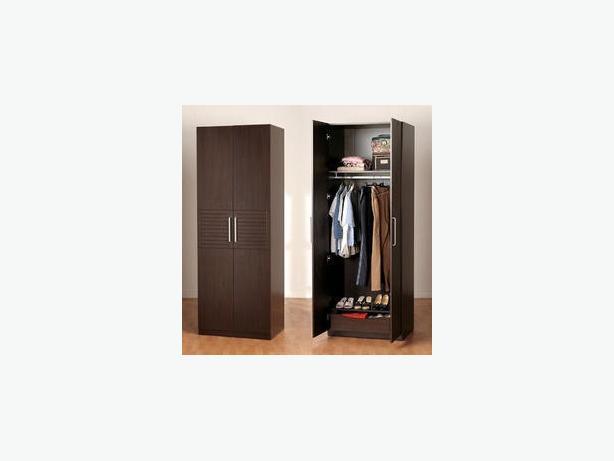 2 DOOR WARDROBE-brandnew /Assembled