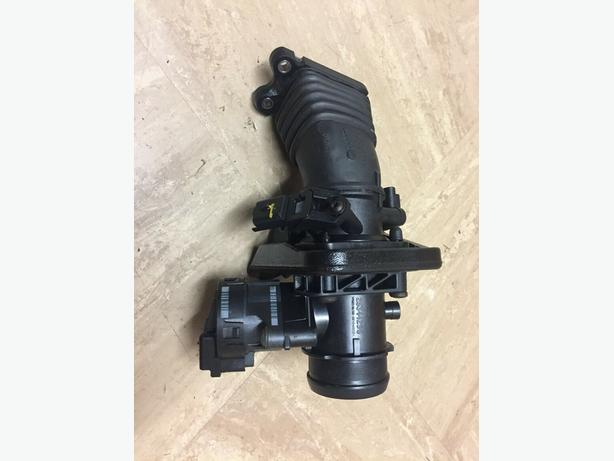 Fiesta MK6 1.6 TDCI Throttle Body with Sensors and air inlet pipe