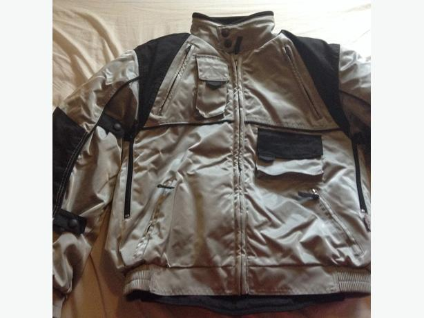 Ladies Motor Cycle Jacket size 12 VGC