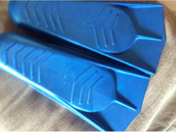 Zoggs Swim Flippers Size 5-6 VGC