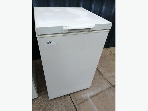 Proline chest freezer 3 months warranty at Recyk Appliances