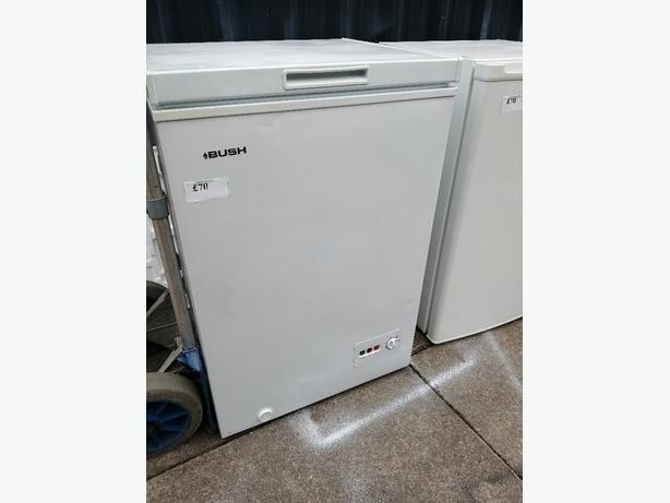 Bush chest freezer with 3 months warranty at Recyk