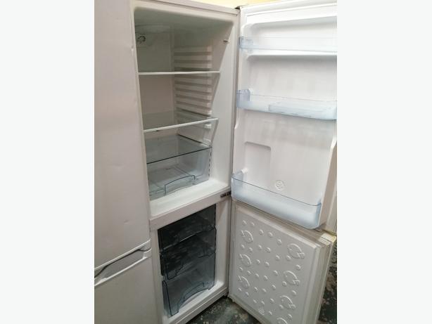Lec small fridge freezer with warranty at Recyk Appliances