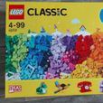 *BRAND NEW*LEGO Classic Bricks Bricks Bricks (10717)