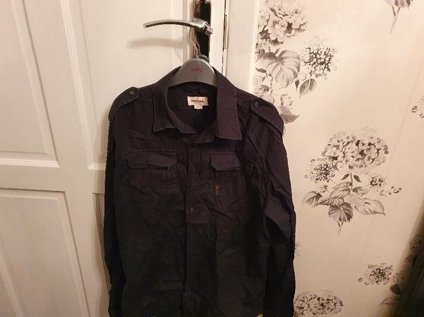 Diesel Black shirt