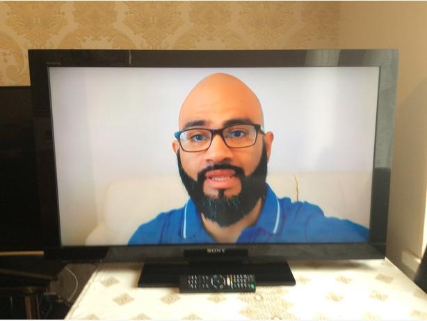40 INCH SONY LCD TV MODEL KDL 40CX523