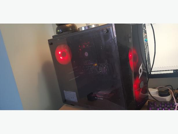 gaming pc - 200 ovbo