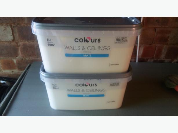 2 5L Matt Emulsion Paint