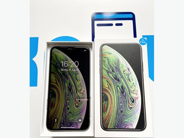 iPhone XS 64Gb unlocked to all networks Space Grey Fixed Price