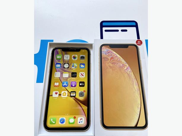 iPhone XR 64GB locked to Vodafone VOXI Lebara Yellow Boxed