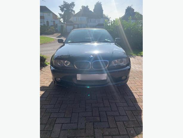 BMW 3 Series 3.0 330Ci Sport 2dr