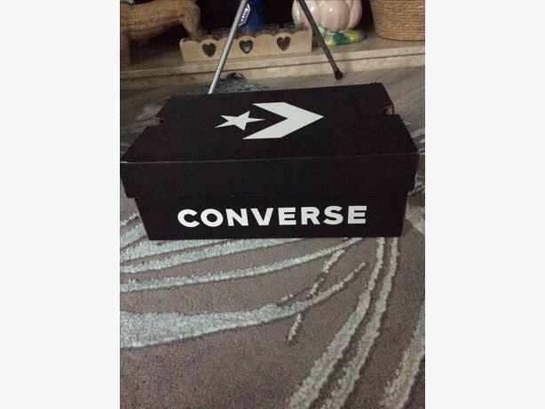 Converse boots. Original size 7