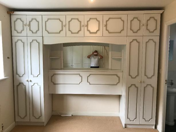 Bedroom fitted watdrobes