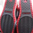 DC Red And Grey Sneakers Size 6