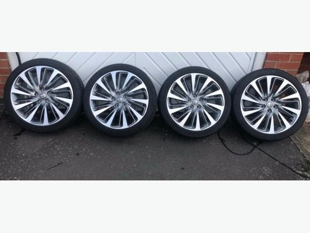 WANTED: ASTRA DIESEL J OR K ALLOY WHEELS WITH TYRES