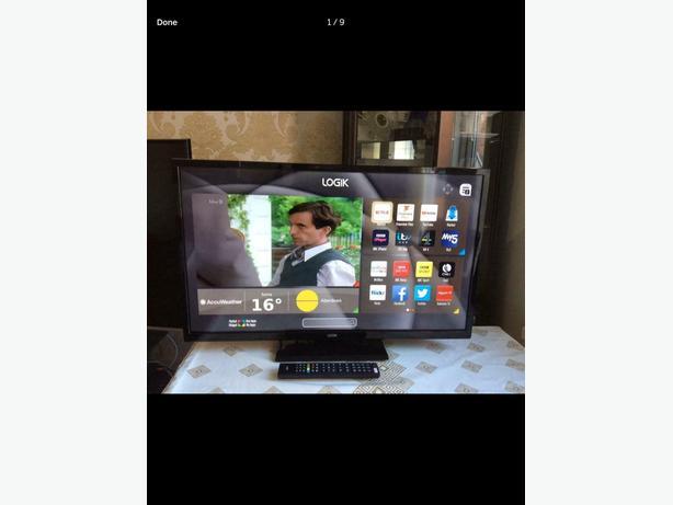 32 INCH LOGIK SMART WIFI  LED TV