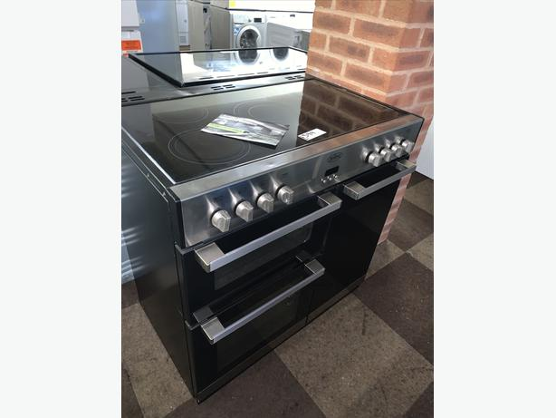PLANET APPLIANCE - 90CM BELLING ELECTRIC COOKER