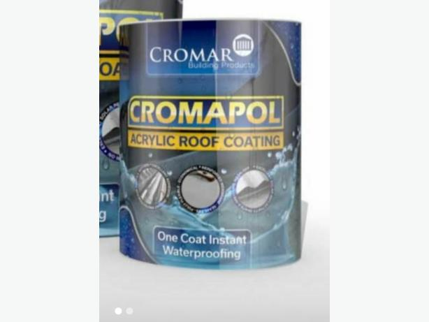 Cromapol 5Ltr tin new