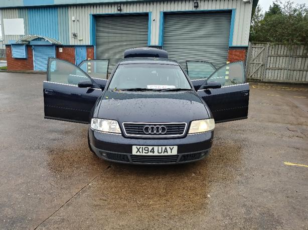 part ex to clear Audi A6 w reg 1.8 petrol £575.00 no offers