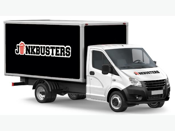 FOR TRADE: Junk Busters Waste Removals LTD